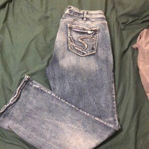 Silver Jeans Suki Bootcut Jeans